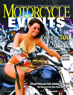 Motorcycle Events Magazine